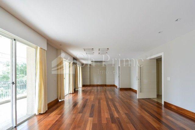 Apartamento para venda e locação com 252m², Campo belo - SP - Foto 4