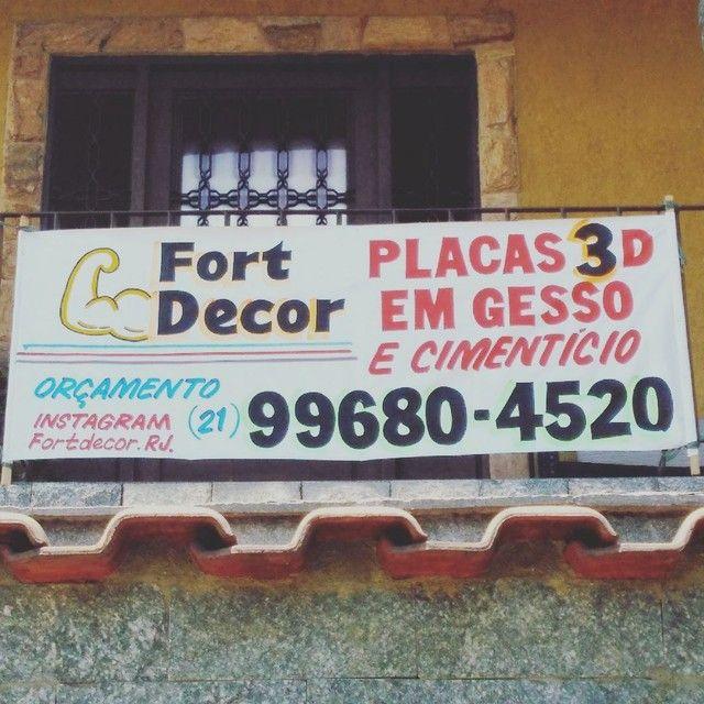 Placas 3d - Foto 2