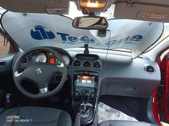 Peugeot 308 griffe 1.6 turbo flex - Foto 4