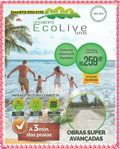 ** Loteamento EcoLive Tapera ** - Foto 5