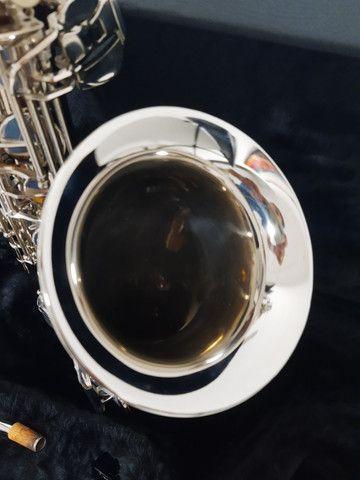 Sax tenor Weril (nunca usado) - Foto 6