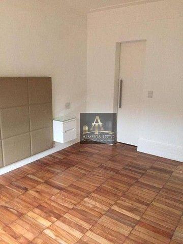 Casa com 4 dormitórios para alugar, 430 m² por R$ 13.500,00/mês - Alphaville 01 - Barueri/ - Foto 10