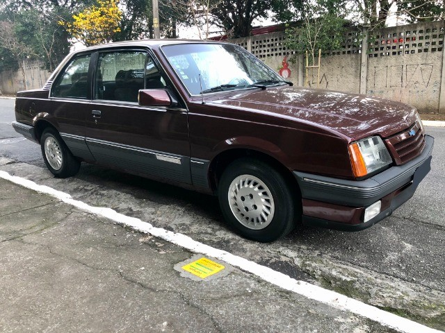 Chevrolet Monza Classic SE Automatico Edição Colecionador Raro estado - Foto 3
