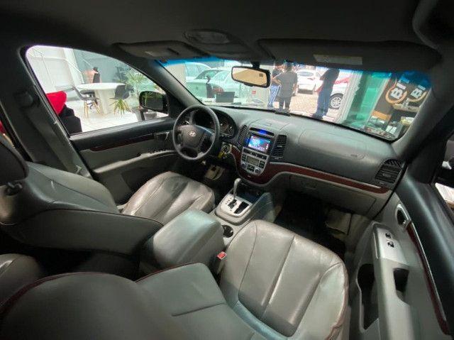 Hyundai Santa Fé V6 4X4 Aut 2008   - Foto 15