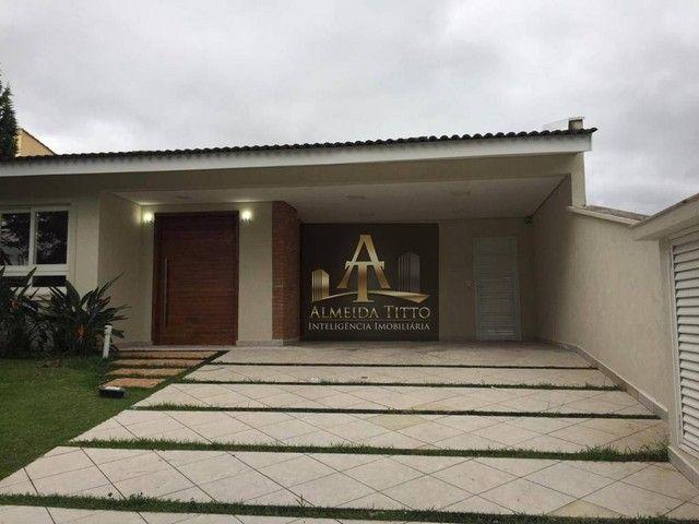 Casa com 4 dormitórios para alugar, 430 m² por R$ 13.500,00/mês - Alphaville 01 - Barueri/ - Foto 2
