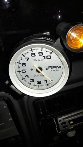 RPM com shift light