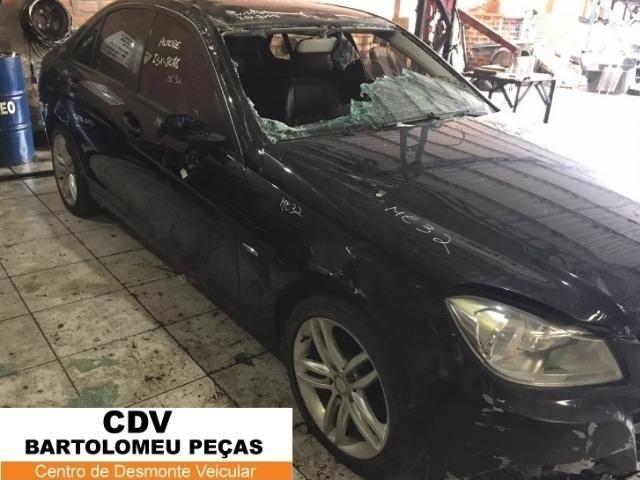 Peças Sucata Mercedes Benz C180 cgi 2012 - Foto 3