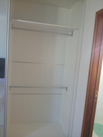 Apartamento 3 quartos 1 suite 2 vagas mobiliado em stella maris, jatiuca