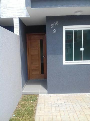 Excelente casa nova no guilherme 2 no umbará 156 mil financia pela caixa