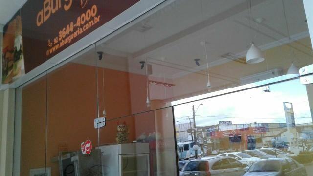 Restaurante pq10 prox ao Veneza Galeria comercial