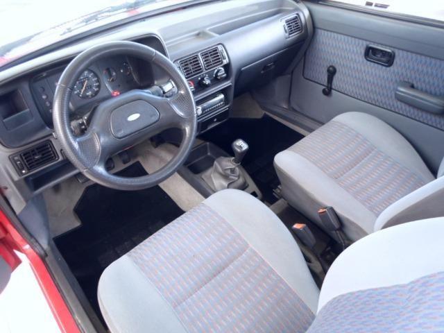 Ford Escort Hobby 1.0 - Carro de Coleção - Original - Foto 6