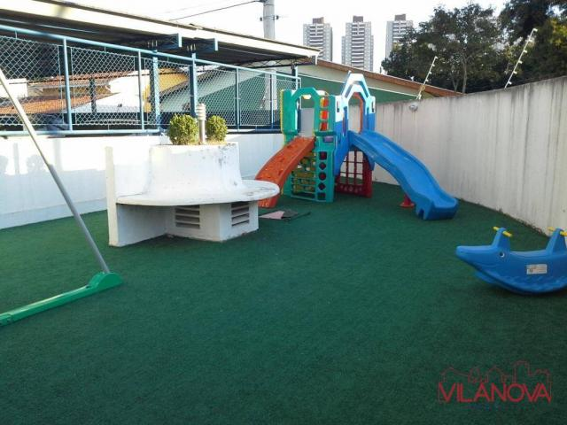 Apartamento com 3 dormitórios à venda, 90 m² por r$ 430.000,00 - jardim das indústrias - s - Foto 16