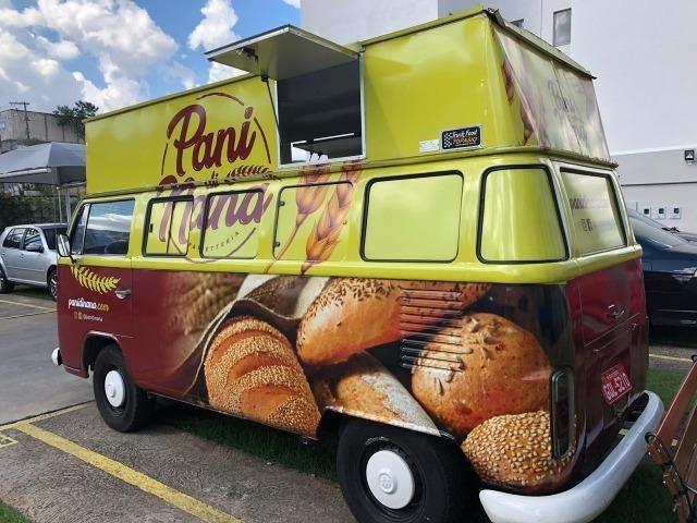 Kombi - Food Truck - Foto 14