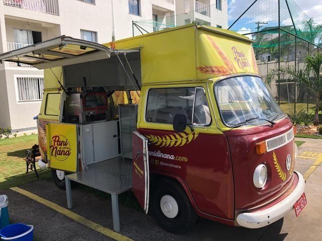 Kombi - Food Truck - Foto 6