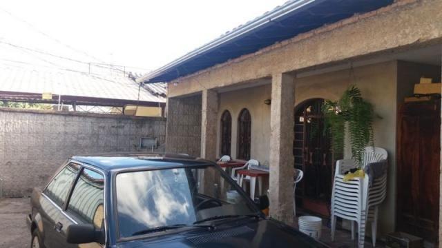 Casa à venda com 4 dormitórios em Alípio de melo, Belo horizonte cod:631
