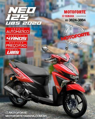 Yamaha Neo 125 UBS 19/20 Preços imbatíveis