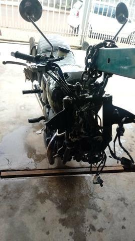 Moto P/ Retiradas De Peças/sucata Triumph Bonniville Ano 2010 - Foto 3