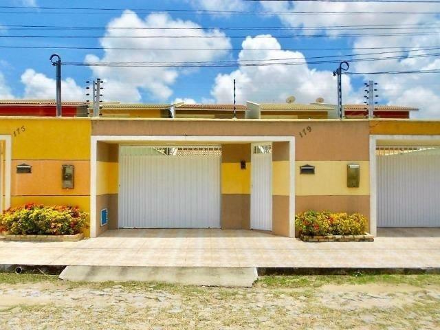 Lindas casas no centro do Eusébio, 4 QUARTOS 3 suítes - Foto 8