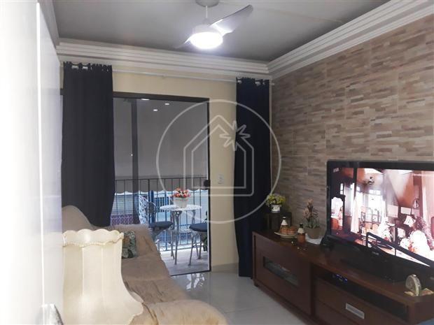 Apartamento à venda com 2 dormitórios em Cachambi, Rio de janeiro cod:857942 - Foto 5