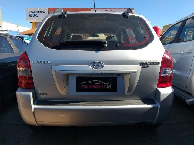 Hyundai Tucson 2010 Automático2.0 GL Completo - Foto 6