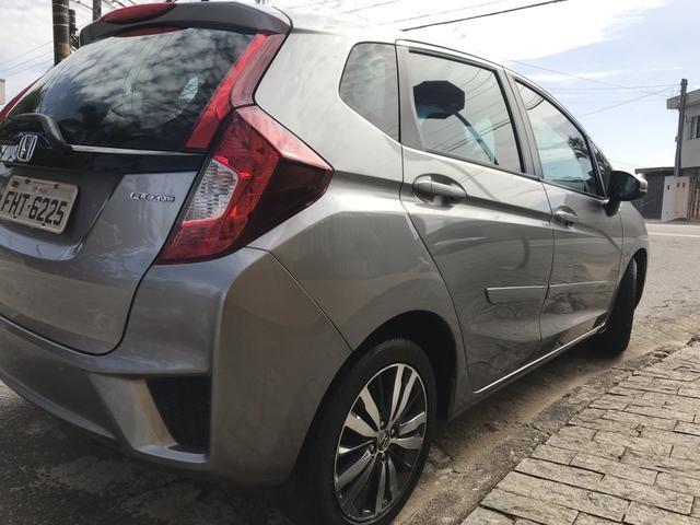 Honda fit exl cvt 2015 - Foto 6