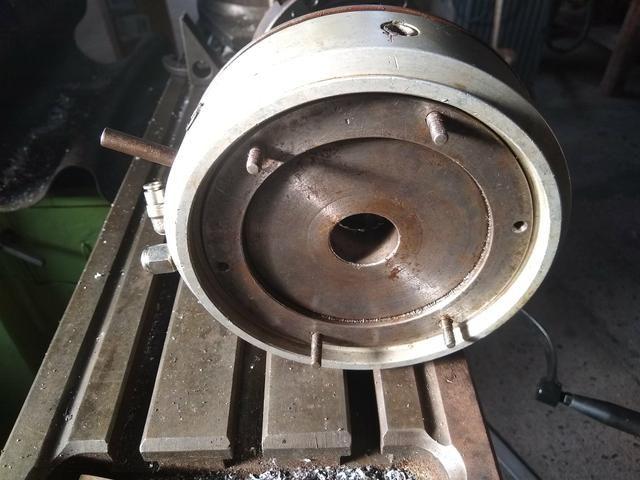 Placa pneumática para CNC