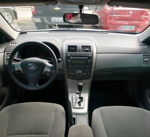 Toyota Corolla GLI 1.8 Automatico 2010 - Foto 4