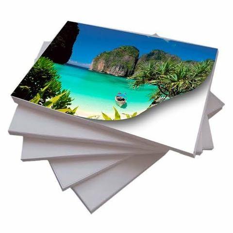 10 Impressões Papel Adesivo A3 - Foto 3