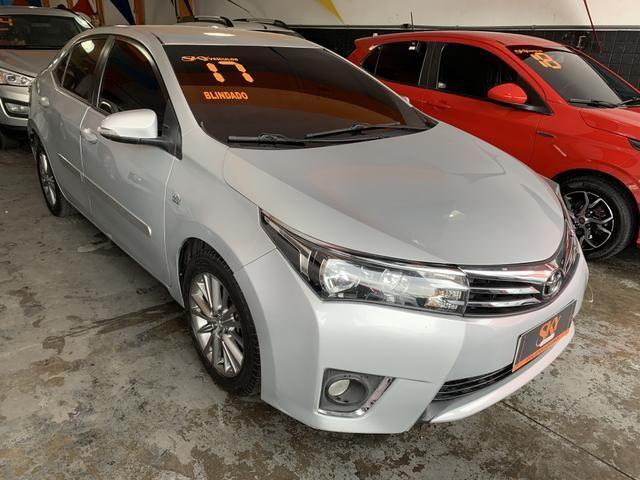 Toyota corolla 2.0 xei 2017 #blindado - Foto 3