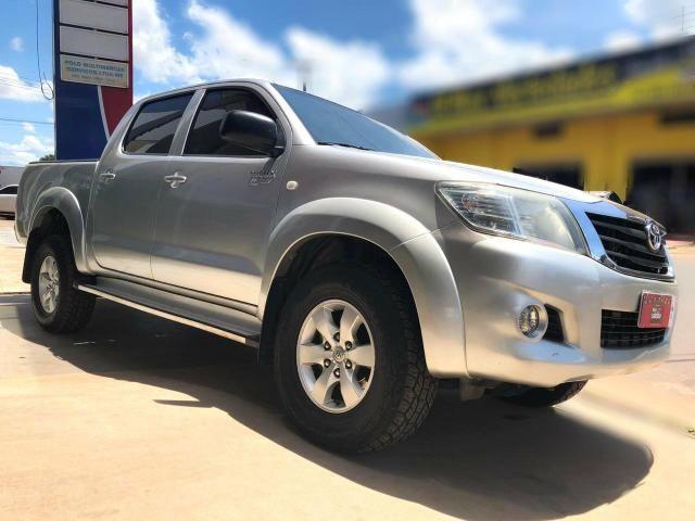 Toyota Hilux SRV 2.7 Flex 13/13 - Foto 5