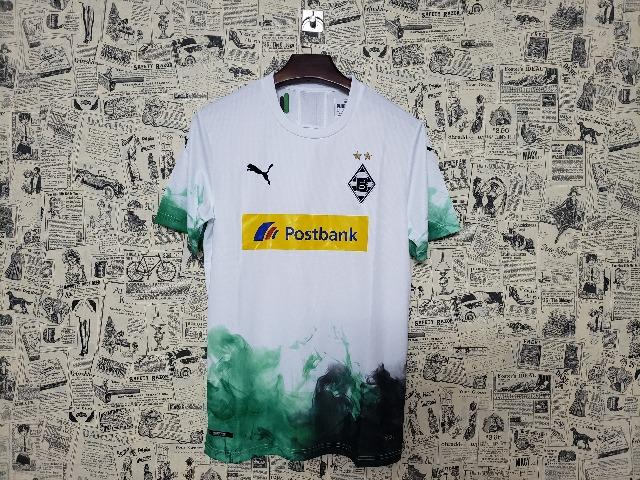 Camisa Borussia Monchengladbach 2019/2020 Pronta Entrega - Foto 2