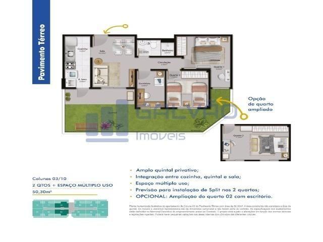MR- Vista do Horizonte, Apartamentos 2Q e 2Q+1 Multi Uso - Foto 11