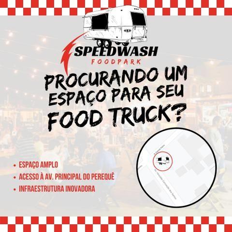 ESPAÇO PARA FOOD TRUCK - Excelente Infraestrutura e localização