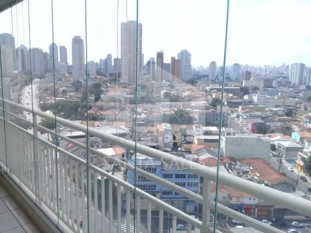 Apartamento 3 quartos, 1 suite, varanda gourmet envidraçada - terraço ipiranga - metrô sac - Foto 3