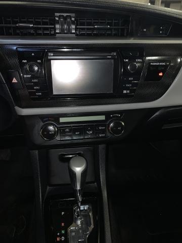 Toyota corolla xei automático 2015 extra!!! - Foto 15