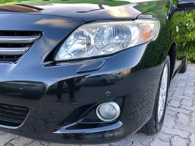 Toyota Corolla SEG BLINDADO 2009 EXTRA!!! - Foto 6