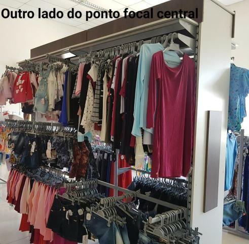 Vendo móveis de loja de roupas e acessórios em geral - Foto 6
