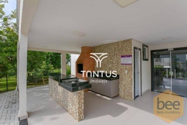 Apartamento com 2 dormitórios à venda, 50 m² por r$ 240.000 - pinheirinho - curitiba/pr - Foto 15