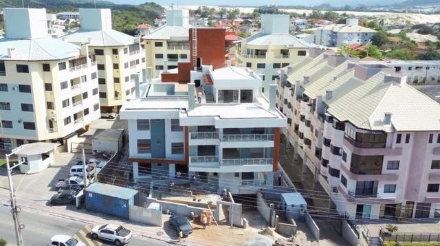 KS - Apartamento decorado nos Ingleses com 1 dormitório, obra em frente ao mar - Foto 6