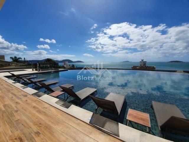 KS - Excelente apartamento com vista panorâmica da praia dos Ingleses - Foto 12