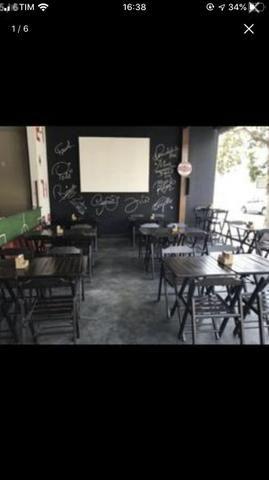 Fundo de restaurante - Foto 2