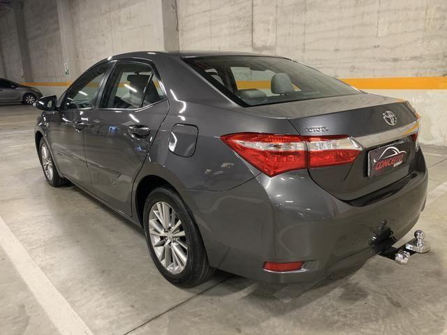 Toyota corolla xei automático 2015 extra!!! - Foto 3