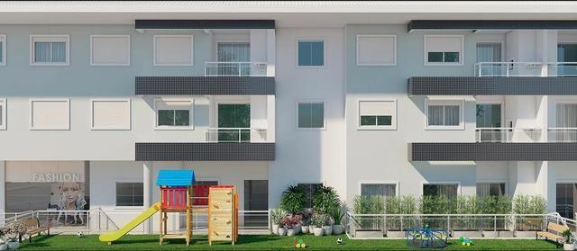 Apartamento com 03 dormitórios 180 metros do mar - Foto 9