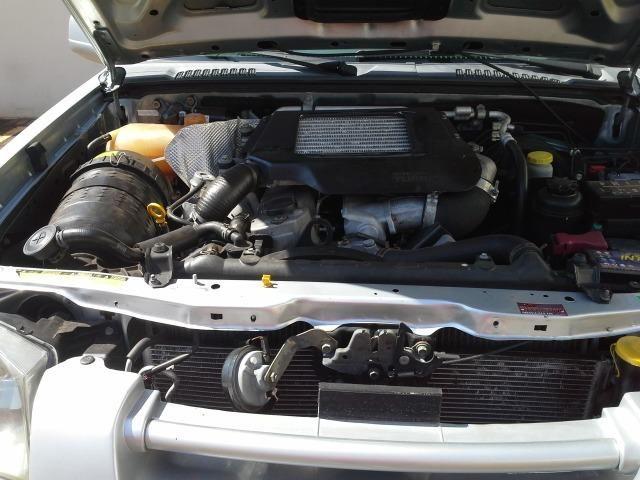 Nissan Frontier Turbo SE 4x4 Troco por menor valor - Leia o anuncio - Foto 5