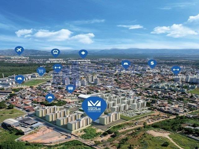 MR- Vista do Horizonte, Apartamentos 2Q e 2Q+1 Multi Uso - Foto 10