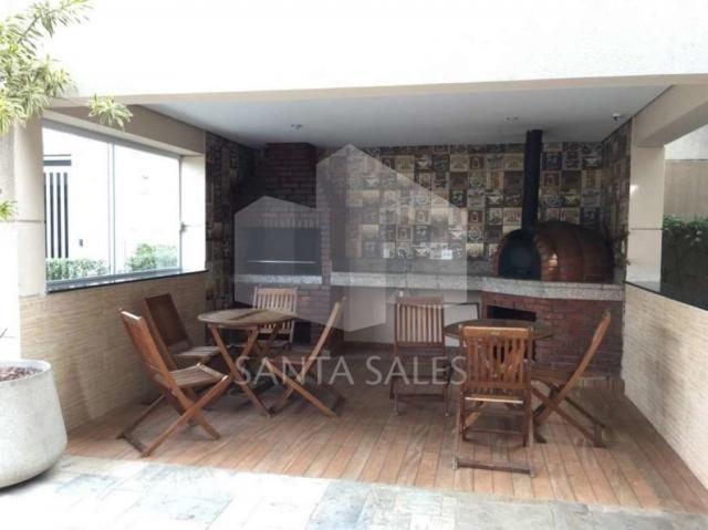 Apartamento 3 quartos, 1 suite, varanda gourmet envidraçada - terraço ipiranga - metrô sac - Foto 20