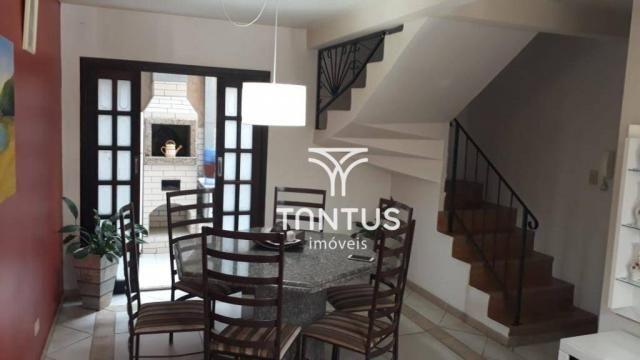 Sobrado com 3 dormitórios à venda, 115 m² por r$ 615.000 - santa cândida - curitiba/pr - Foto 5