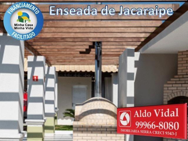 ARV34- Apê Novo em Jacaraipe, 2 quartos com suíte e varanda - Foto 17