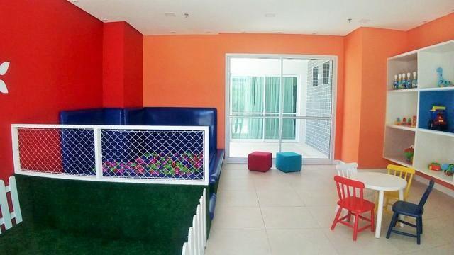 Apartamento com 3 quartos, 2 vagas e Lazer Completo - Foto 5