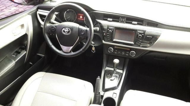 Toyota Corolla XEI 2.0 Prata Completo - Foto 6